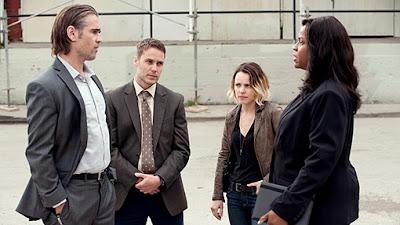 Colin Farrell Rachel McAdams Taylor Kitsch Vince Vaughn True Detective HBO