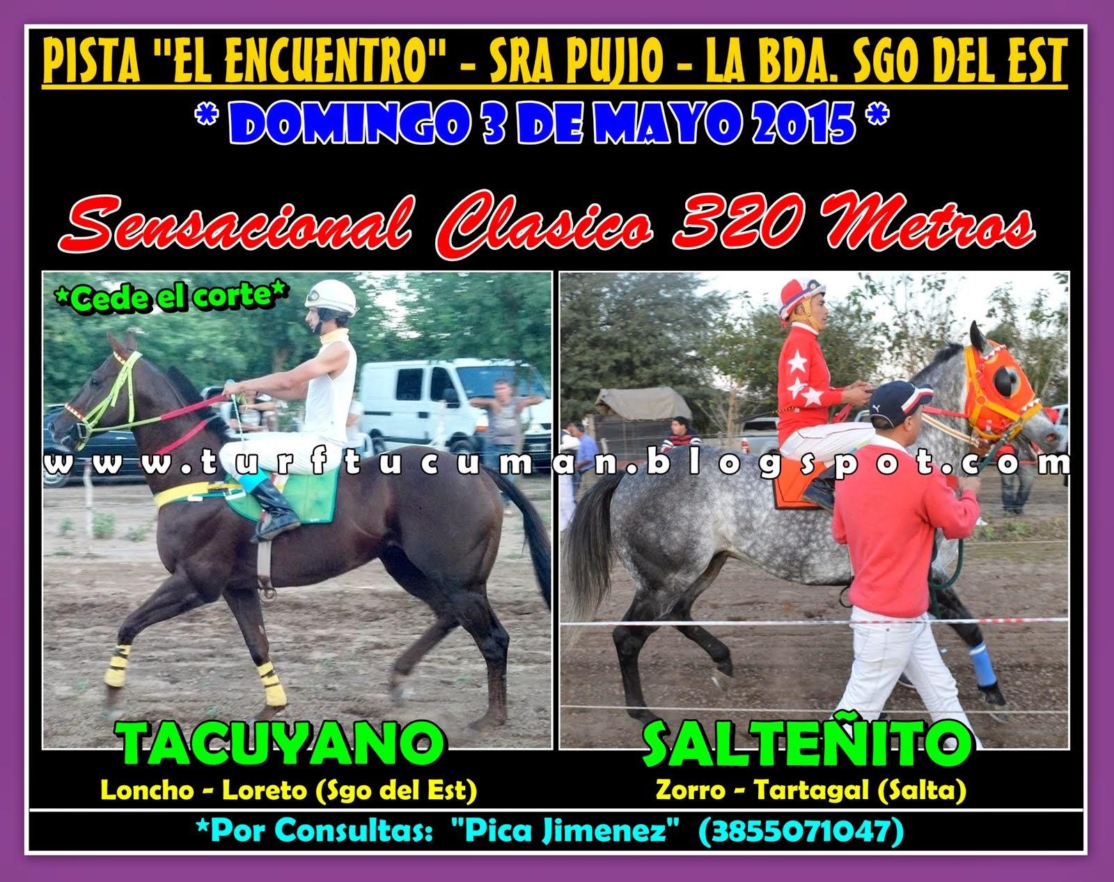 TACUYANO VS SALTEÑITO