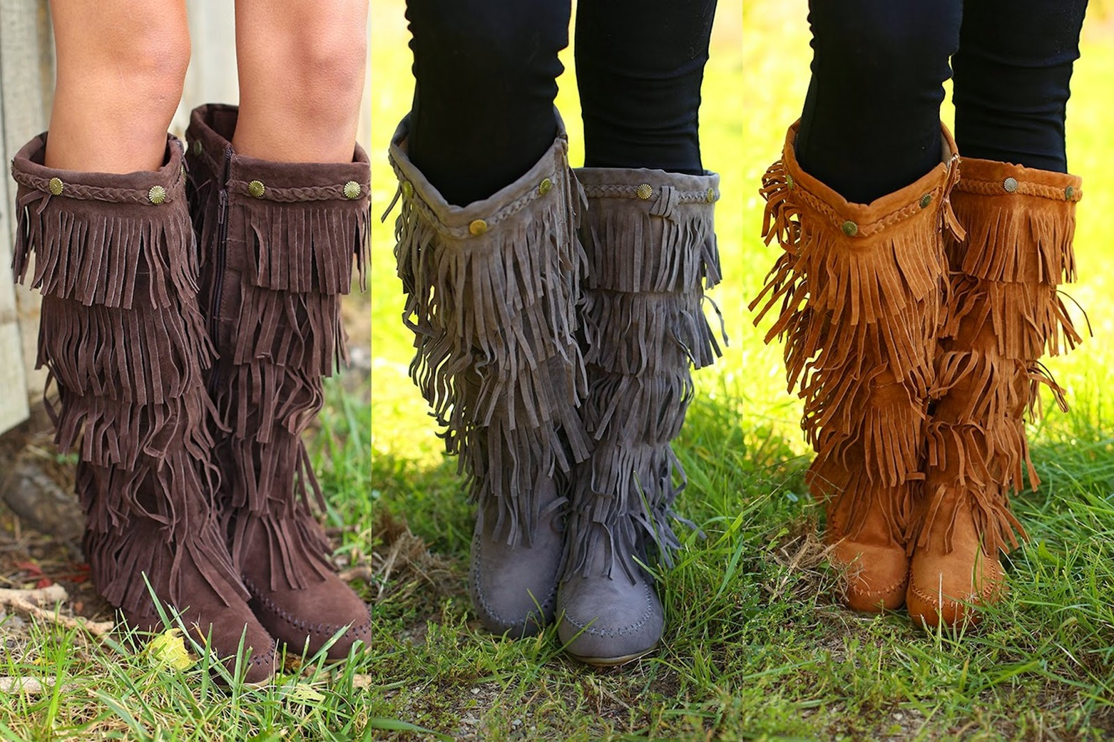 Flourish Boutique & Gallery: Winter Fashion Trend: BOOTS!