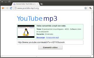 convertir youtube en mp4