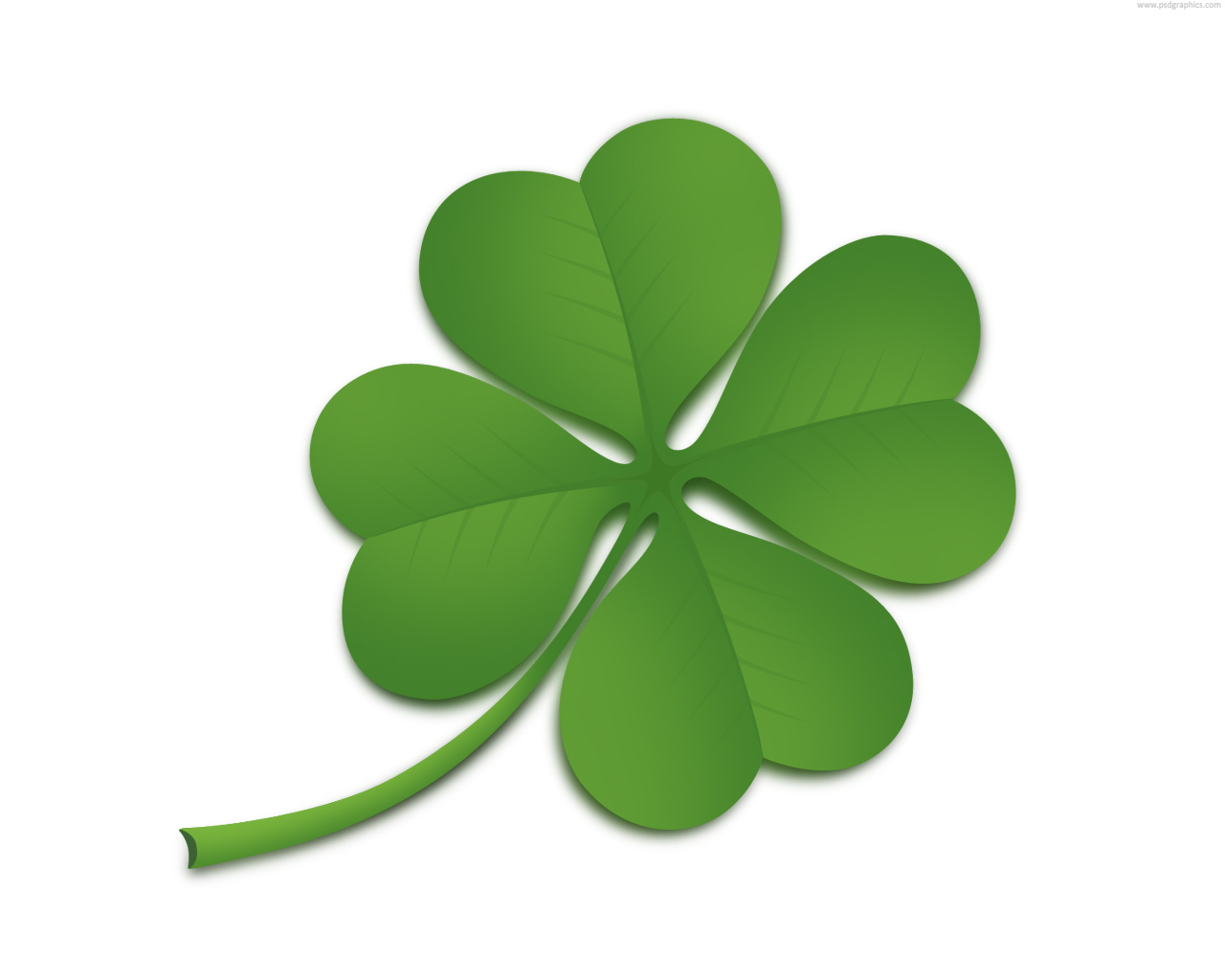 Leaf Clover Png Given without comment but much
