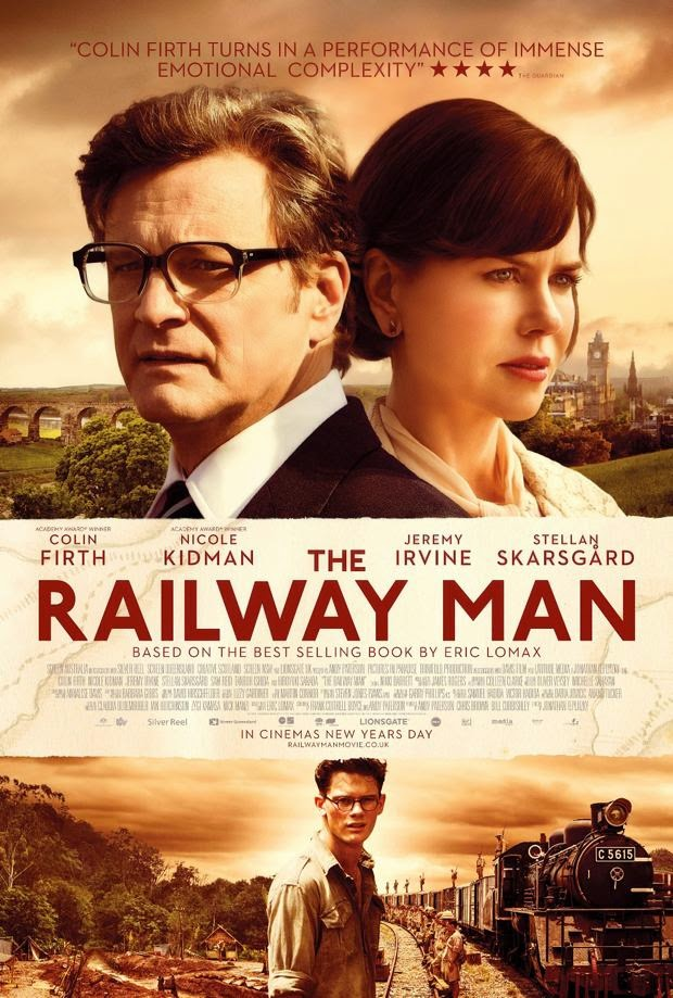 Un largo viaje (The Railway Man) (2013) [Vose]