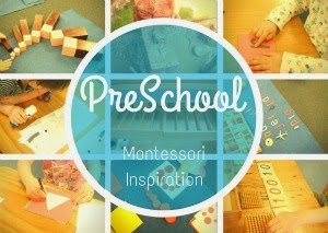 preschool | montessori inspiration