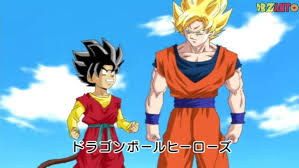 goku en Db heroes