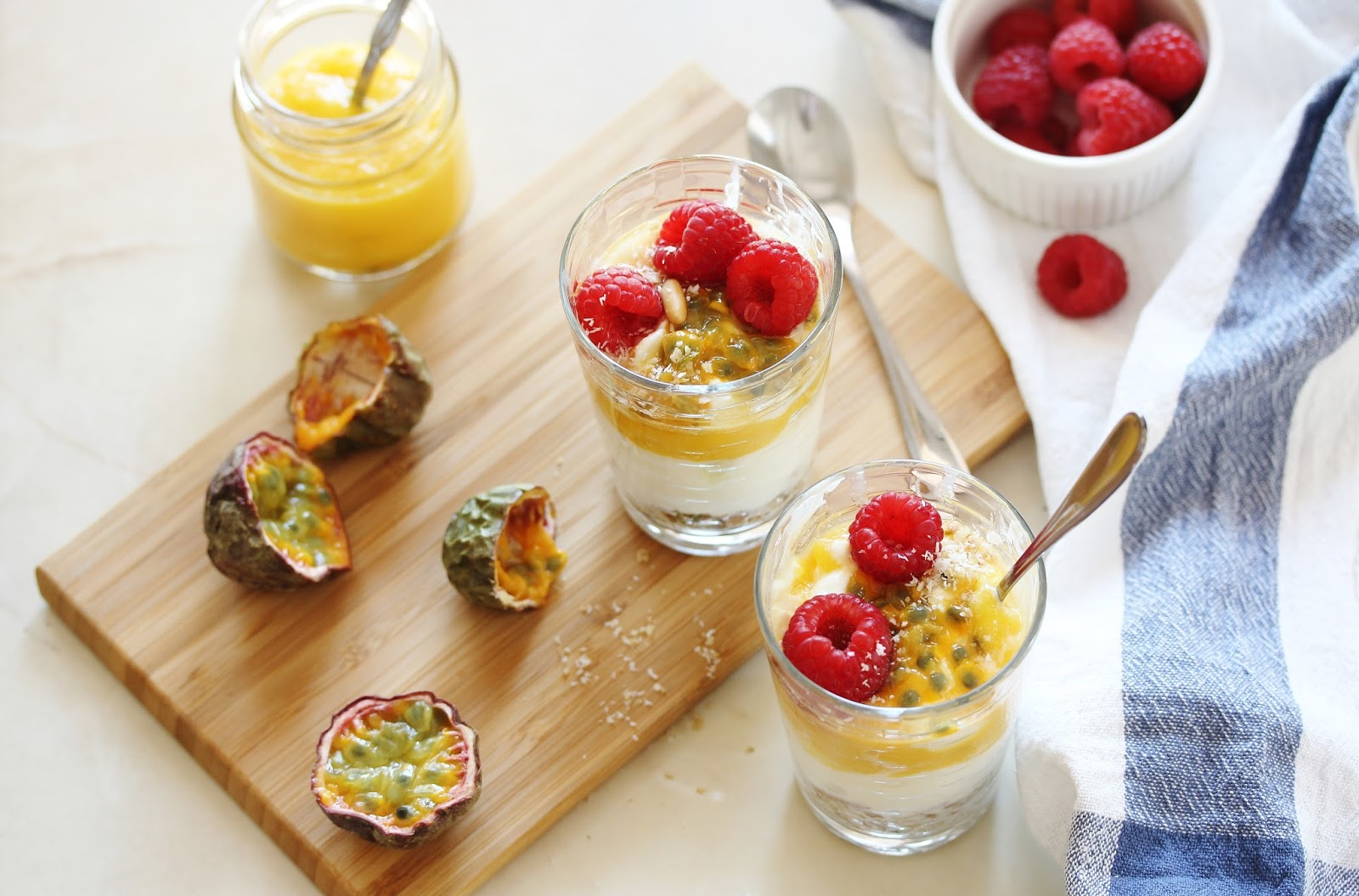 ... Pistachio Breakfast Parfait . This Middle Eastern inspired parfait