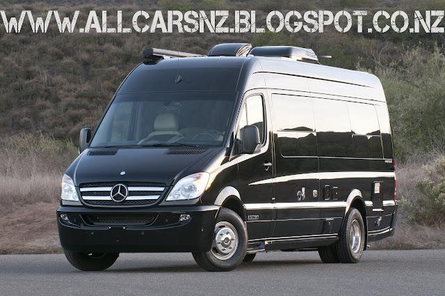 All cars nz 2013 mercedes benz airstream interstate for Mercedes benz 3500 airstream