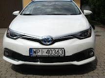 Nowa Toyota Auris Hybryda