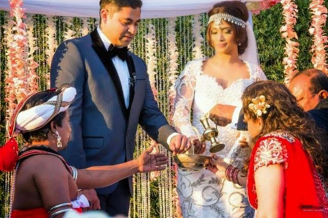 Anarkali Akarsha's wedding day photo album : Gossip Lanka News And Sri ...