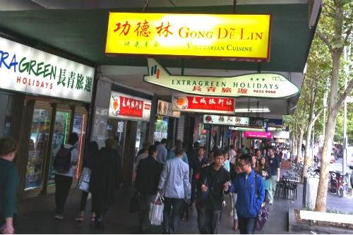 Beijing restaurant choices