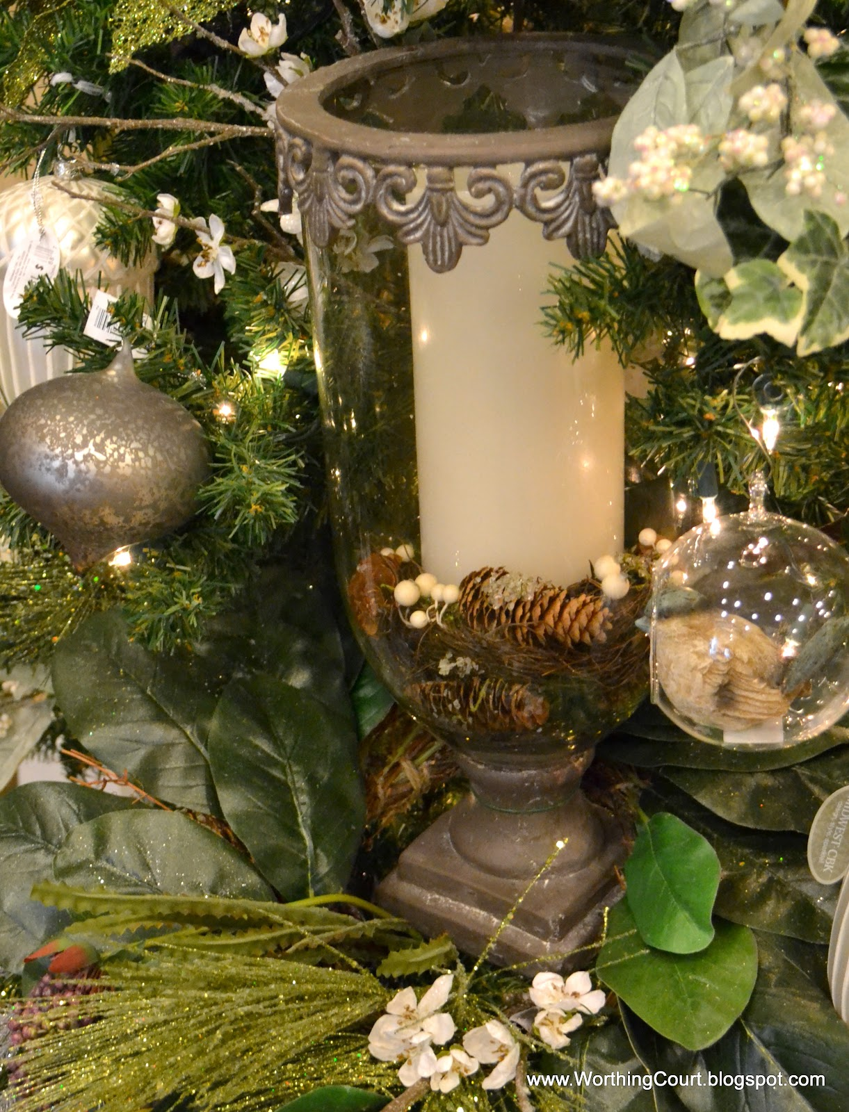christmas decorating tips from a designer worthing court