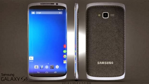 Samsung Galaxy S5 concept photo