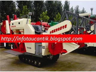 Combine harvester AMSAM58