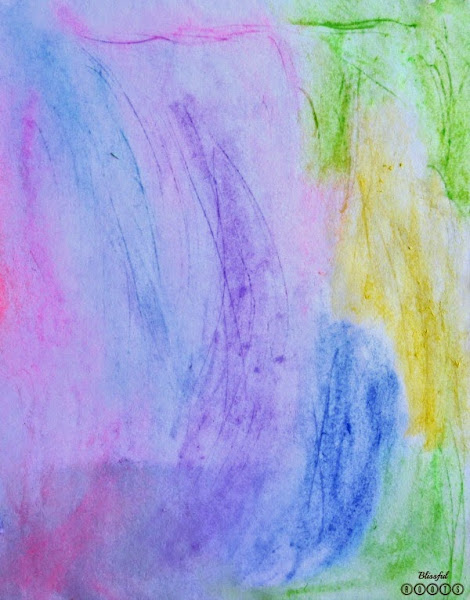 Watercolor Mother's Day Art @ Blissful Roots
