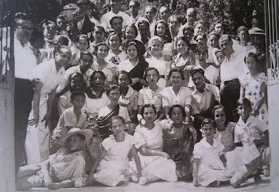 leganes_bn_V_Abuelohara_años40_fiesta_en_jardin