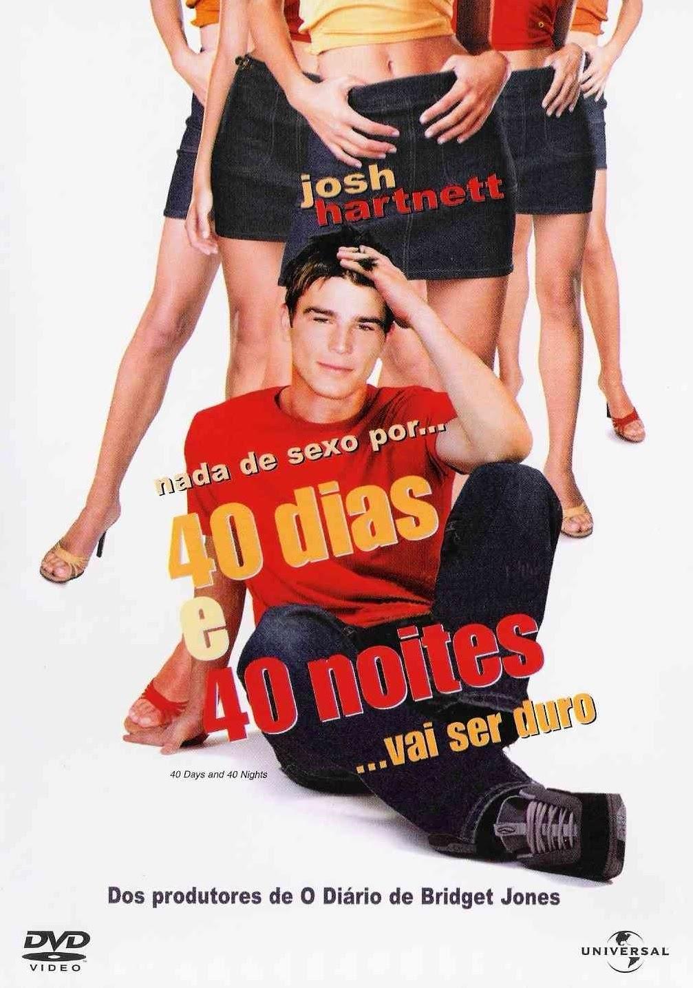 40 dias e 40 noites – Dublado (2002)