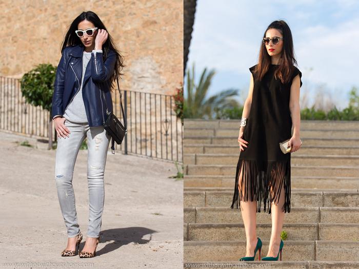 Blogger de Valencia moda estilo urbano chic adicta a los zapatos