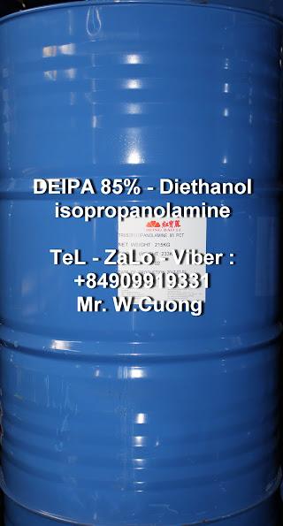 DEIPA 85% - Diethanol isopropanolamine