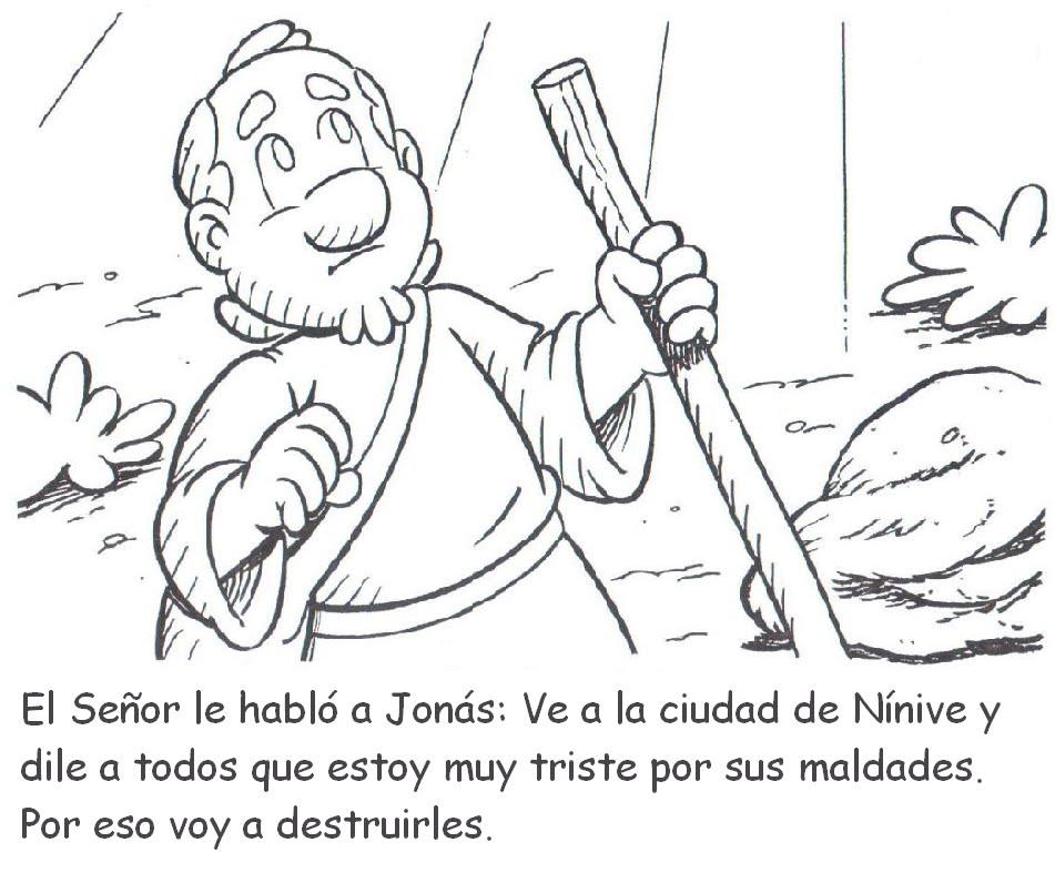Delegación Diocesana de Catequesis de Valladolid: JONÁS
