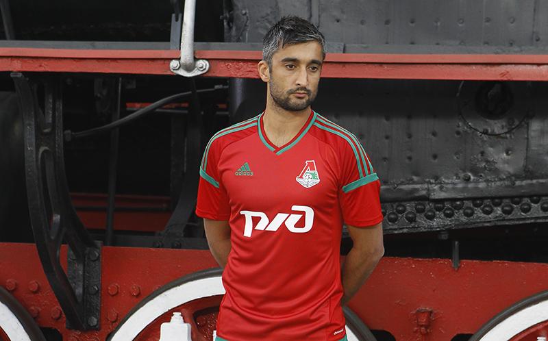 Lokomotiv Moscow Kit Lokomotiv Moscow 15-16 Home