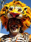 SIMBOLOS DE LA REGION CARIBE,MANERAS EN QUE MANIFIESTA LA REGIÓN CARIBE LA . (leon del carnaval de barranquilla)