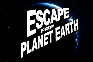 Escape from Planet Earth Logo HD Wallpaper