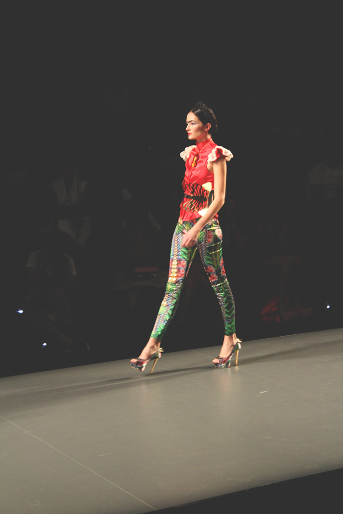 Frida Kahlo, color, Mexico, PV13, MBFW