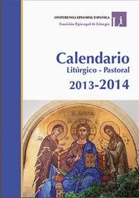 Calendario litúrgico 2014