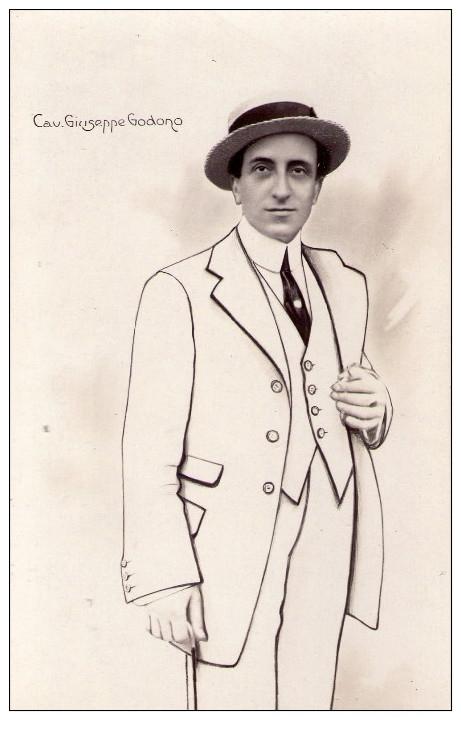 ITALIAN TENOR GIUSEPPE GODONO (1876-1963) CD