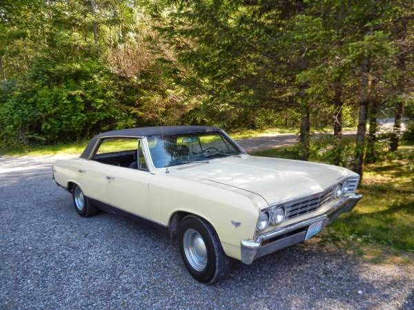 1967 chevrolet malibu hardtop for sale buy american for American muscle cars for sale