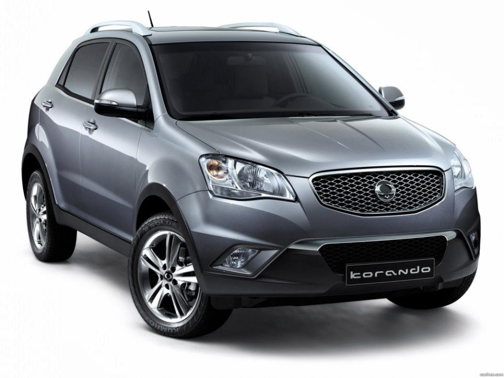 2014 Ssangyong Korando Suv Specification Prices Photos Review