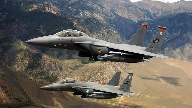 Aircraft F15 Eagle