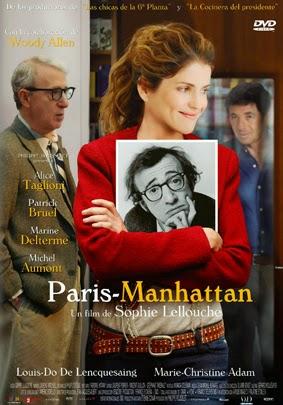 Paris Manhattan por Sophie Lellouche en DVD