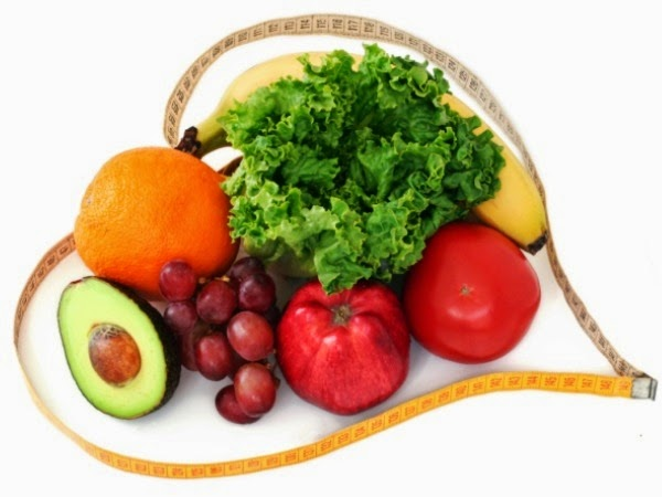 Healthy Diet by Eating Fresh Fruit