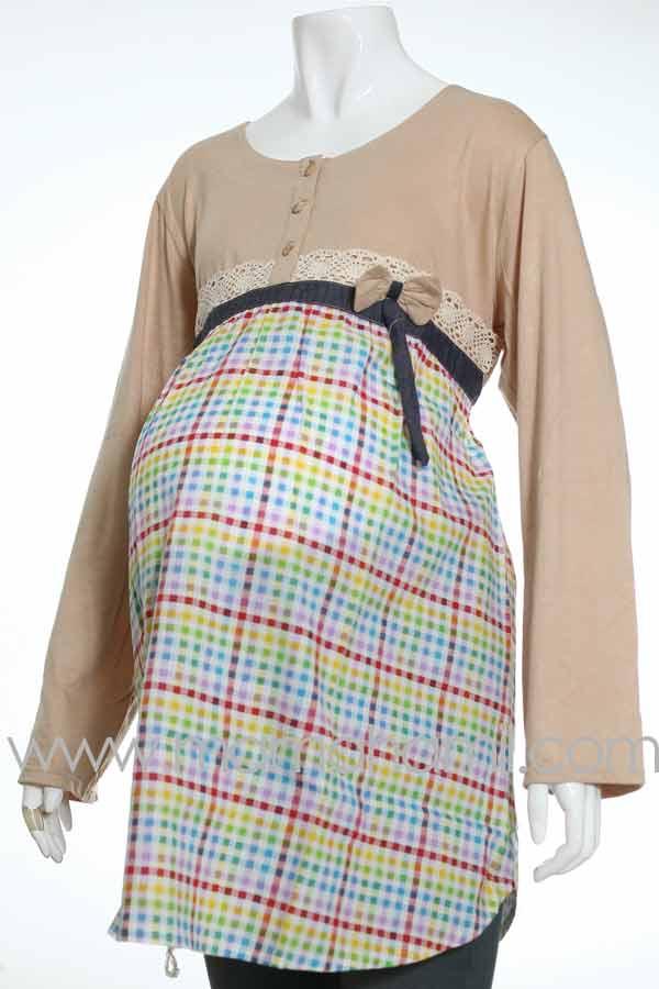 ... model baju ibu hamil muslimah untuk dijadikkan referensi contoh baju