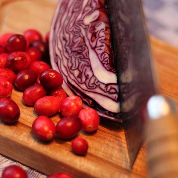 recept rode kool cranberry's keukenzusters