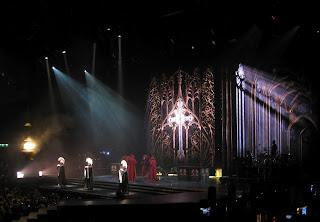 Madonna MDNA tour, NIA, Birmingham, 2012