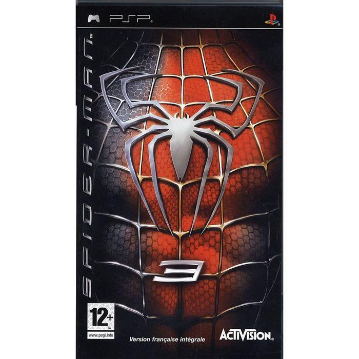 Telecharger top jeux psp gratuit et rapide download top games psp free and fast spiderman 3 - Jeux de ultimate spider man gratuit ...