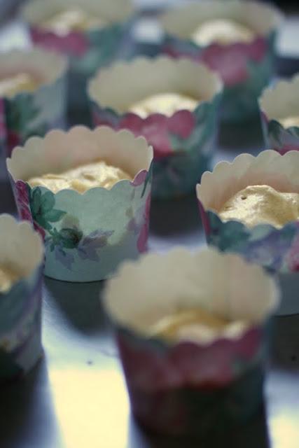 Simple caramel cupcake recipe.