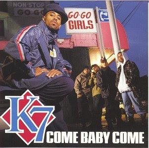 K7 – Come Baby Come (CDM) (1993) (320 kbps)