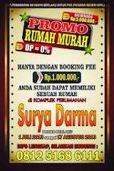 PROMO RUMAH MURAH !