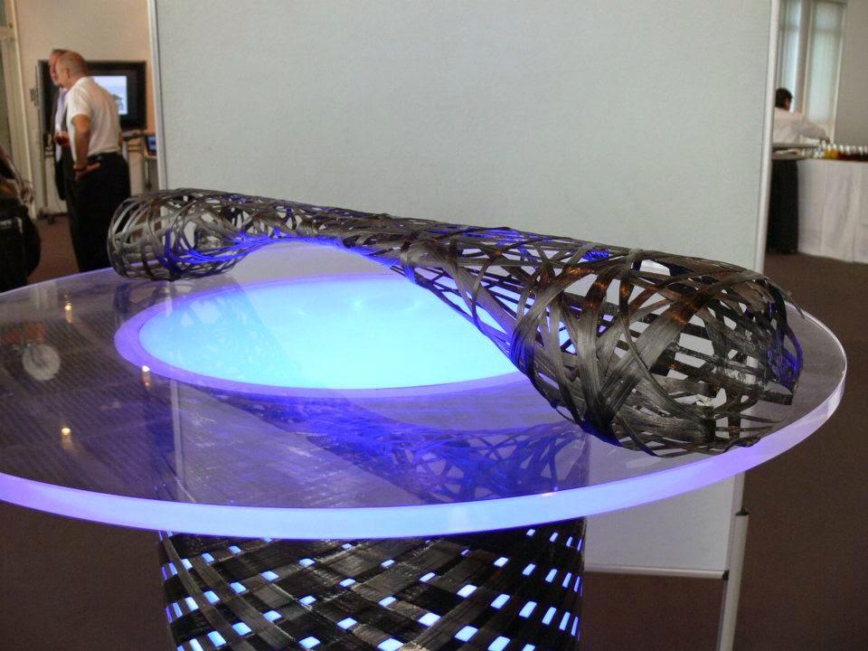 Carbon Fiber Design, CFRP