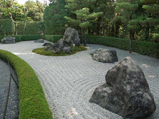Japanese zen garden for Japanese zen garden