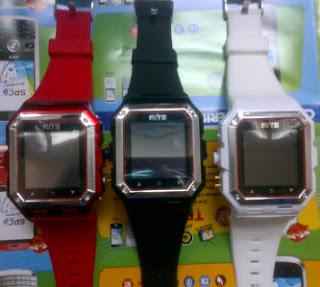 Spesifikasi dan Harga HP Jam Tangan Mito S500