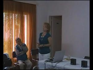 """""""María: la Madre de JESÚS"""" - Conferencia a cargo de María Rosa Gil de Asunción del Paraguay"""