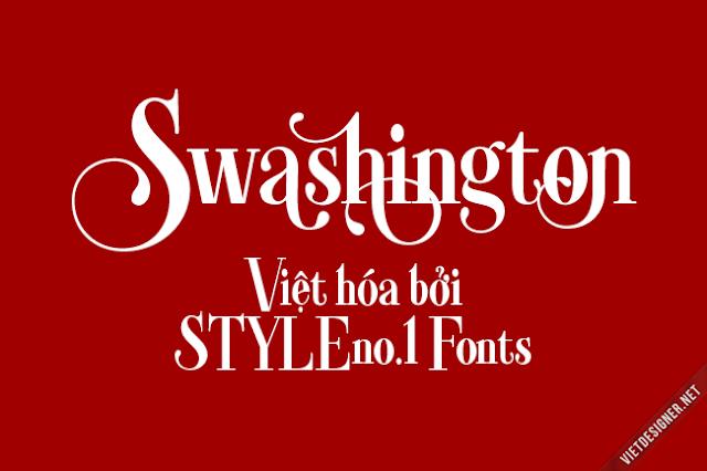 [Serif] Swashington Việt hóa