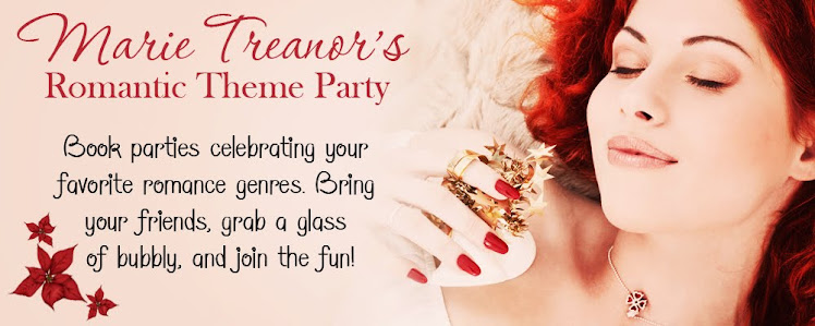 Marie Treanor's Romantic Theme Party
