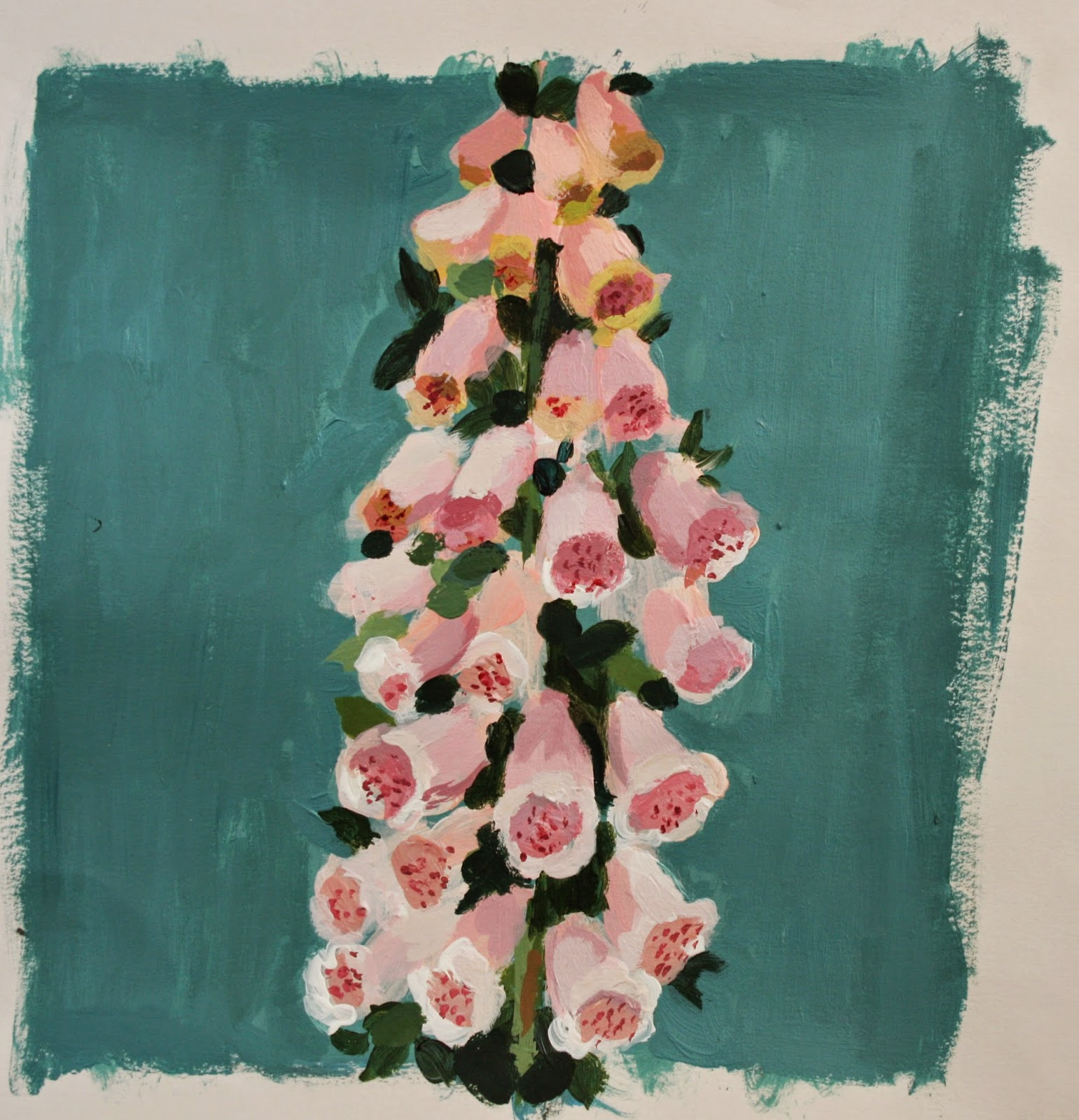 Charlotte Hardy New Floral Greeting Cards
