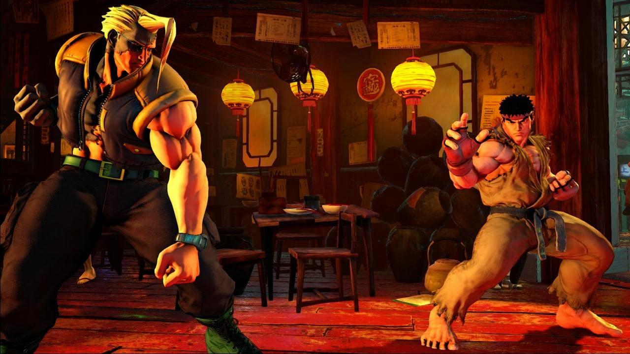 Resultado de imagen para Street Fighter 5