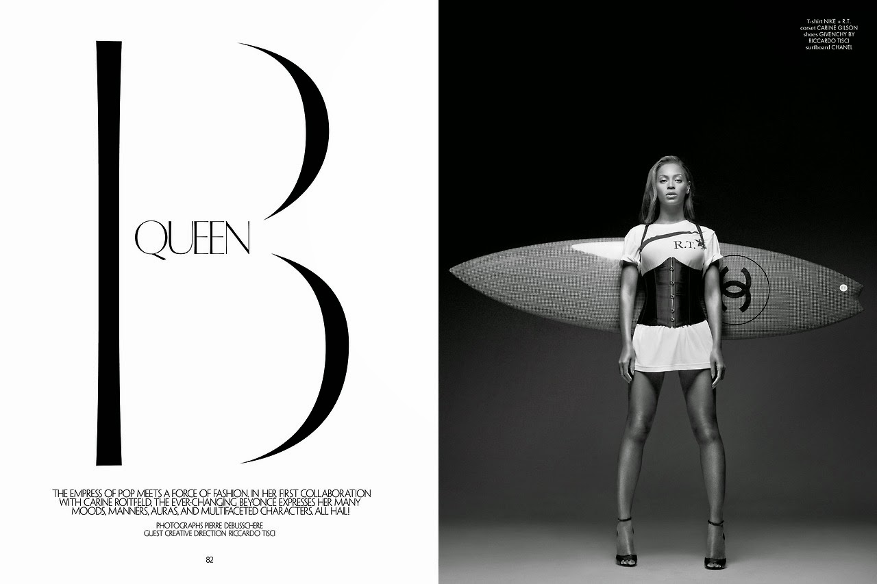 CR Fashion Book Featuring Beyonce (Issue 5)