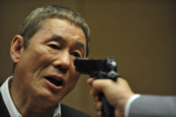 Takeshi Kitano Outrage Beyond